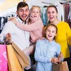 Fabrikverkauf und Shopping in Franken