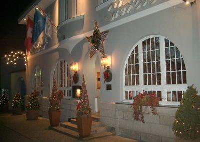 Unser Hotel zur Weihnachtszeit