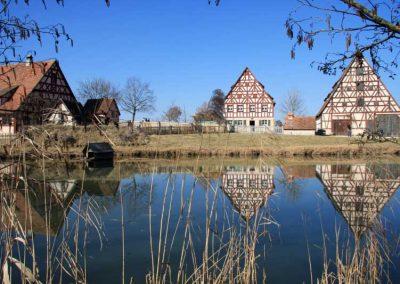 Fränkisches Freilandmuseum in Bad Windsheim