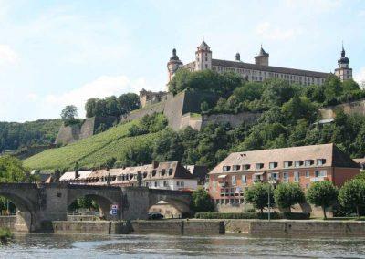 Stadtführung in Würzburg