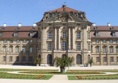 Schloss Weissenstein im Pommersfelden