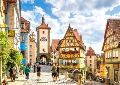 Stadtführung durch Rothenburg ob der Tauber