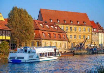 """Bamberg - zurecht auch als """"Klein-Venidig"""" bezeichnet."""