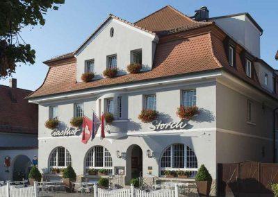 Hotel Storch in Schlüsselfeld
