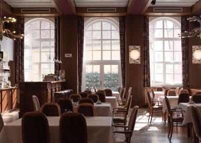 Unser Frühstückssaal - für Ihren Start in den Tag.