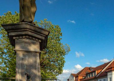 Hotel & Gasthof zum Storch in Schlüsselfeld
